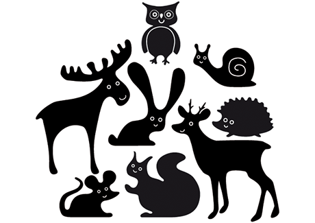 illustrationer grafisk identitet grafisk profil grafisk design formgivning designbyrå reklambyrå stockholm lidingö
