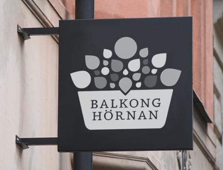fasadskylt logotyp logga grafisk identitet grafisk profil  grafisk design formgivning designbyrå reklambyrå stockholm lidingö