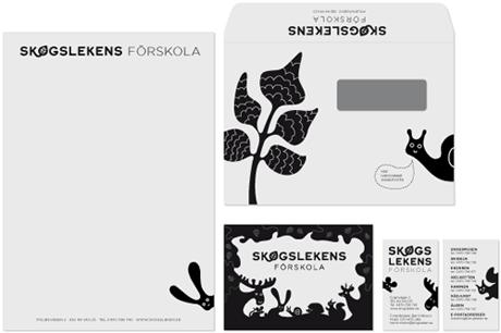 logotyp logga grafisk profil identitet grafisk design formgivning designbyrå reklambyrå stockholm lidingö