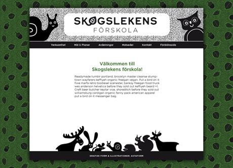 hemsida webdesign grafisk design formgivning designbyrå reklambyrå stockholm lidingö