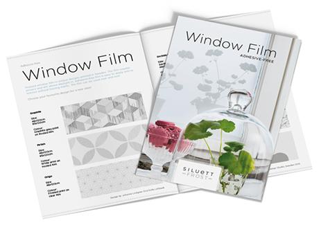 Grafisk formgivning av broschyr / folder