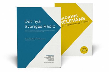 Formgivning av två förslag kring Sveriges Radios framtid