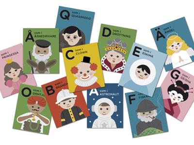 illustration läromedel designbyrå stockholm grafisk formgivning formgivare design