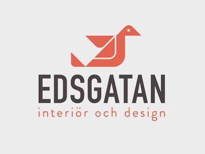 inredningsbutik logotyp designbyrå reklambyrå stockholm lidingö grafisk formgivning formgivare design