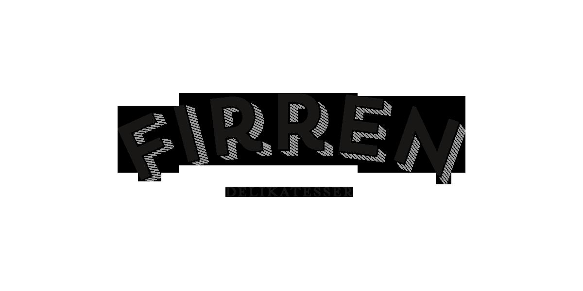 logotyp restaurang deli catering logotyp designbyrå reklambyrå stockholm lidingö grafisk formgivning formgivare designer