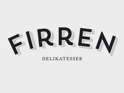 restaurang deli catering logotyp designbyrå reklambyrå stockholm lidingö grafisk formgivning formgivare design