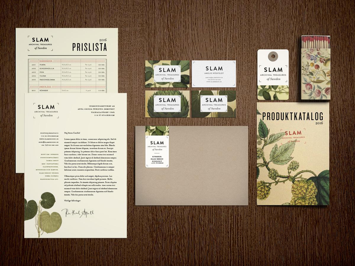 logotyp grafisk profil grafisk identitet inredning designbyrå reklambyrå stockholm lidingö grafisk  designer formgivning formgivare