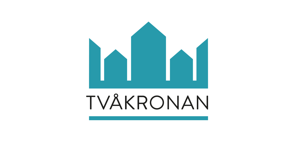 logotyp fastighetsbolag designbyrå reklambyrå stockholm lidingö grafisk formgivning formgivare designer